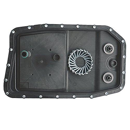 Automatique Boîte de Vitesse Transmission Huile de vidange d'huile Pan filtre 24117571227