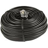 Ann-Tech Telephone Line Cord 30 mtr RJ11 Modem Cable
