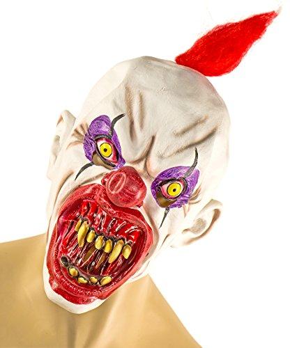 Clown-Maske Halloween-Kostüm Erwachsenen-Kostüm (Halloween Clown Kostüme)