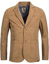 Timberland Homme Jefferson Herringbone Blazer Imperméable