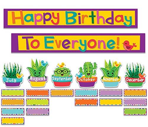 Paper Magic Educational eine scharfe Strauß Geburtstag mit (847771)