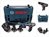 Bosch GSB 12V-15 Professional Akku Schlagbohrschrauber Solo in L-Boxx