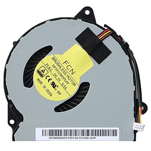 DXCCC Notebook-Kühler für Lenovo Ideapad G40 G40-70 G40-80 G50-70 G50-80 Z40-70 Z40-80 Z50-70 Z50-80 CPU-Lüfter