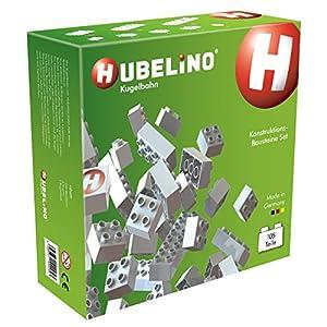 Hubelino 420053 Juego de construcción - Juegos de construcción (Color Blanco, 3 año(s), 105 Pieza(s), 1,06 kg)