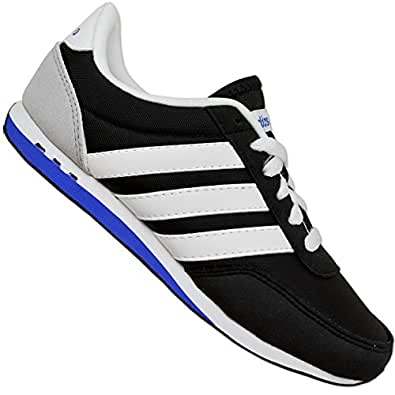 adidas Neo Label V Racer Nylon Boys Trainers Kids Shoes