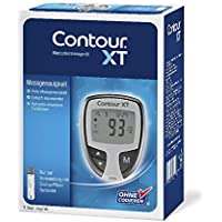 Preisvergleich für Blutzuckermessgerät Contour XT mg/dl