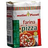 Farina Pizzuti '0' per pizza Kg. 1