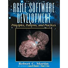 Agile Software Development, Principles, Patterns, and Practices by Robert C. Martin (15-Oct-2002) Paperback