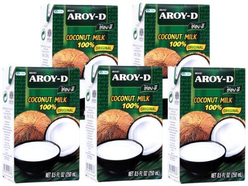 Aroy-D-Kokosmilch-5er-Pack-5-x-250ml
