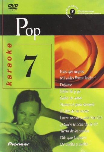 Karaoke 7 Pop [DVD]