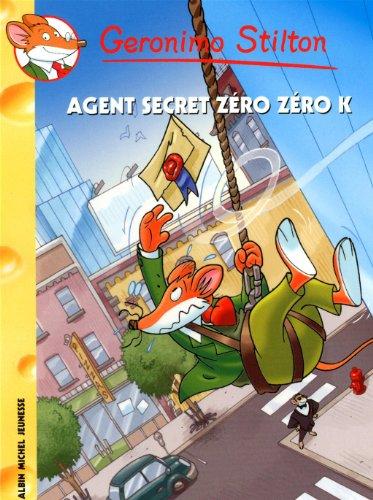 L'agent secret zéro zéro K Nº53