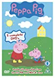 Peppa Pig - Vols. 1 To 3 [DVD]