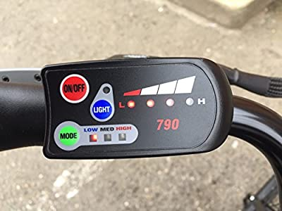 E-Bike, Cruiser, Elektrofahrrad, Elektrorad, Pedelec, Beach, Harley, Chopper