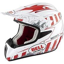 Bell A685FM5BLSRR-L - Casco de motocross con diseño de ...