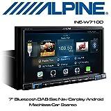 Autorradio Multimedia ALPINE INE-W710D, Pantalla Táctil