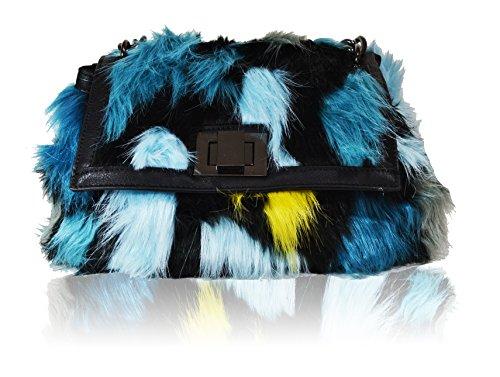millennium-star-puff-bag-borsa-da-donna-in-pelliccia-multicolore