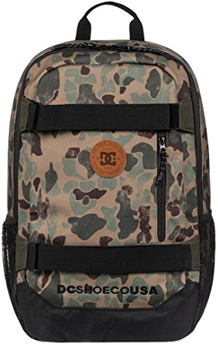 Sac À Dos Skateboard Dc Clocked - 18 Litre Duck Camo (Default , Brun)