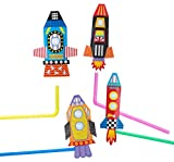 Alex Toys Little Launcher Straw Rockets POPS Craft