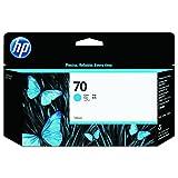 HP 70 Cyan Original Tintenpatrone, 130 ml