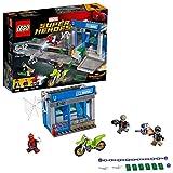 Lego - Super Heroes Atm Soygunu Mücadelesi (76082)