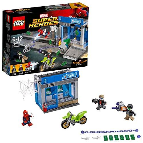 LEGO Super Heroes - Atraco al cajero automático (76082)