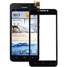 Piezas de repuesto para teléfonos móviles, IPartsBuy Montaje del digitizador de la pantalla táctil de Huawei Ascend G630 ( Color : Negro )