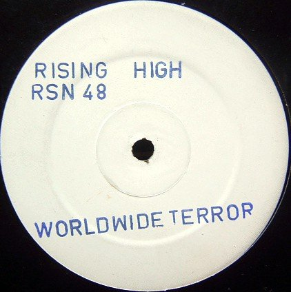 Worldwide Terror E.P.