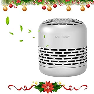 Wisewife Air Purifier - Odor Allergies Eliminator with True HEPA Filter Air Cleaner for Smoke Dust Mold Home and Pets - Odor Removal Box for Allergen Reducing - Air Cleaner