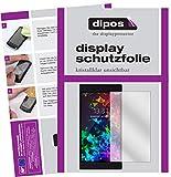 dipos I 6X Schutzfolie klar passend für Razer Phone 2 Folie Bildschirmschutzfolie