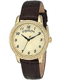 Stührling Original Reloj con movimiento cuarzo suizo 658.01 Symphony 651  34 mm