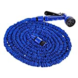 Best Garden Hoses - Vachan Creation 75 Feet Car Washer Expandable Magic Review