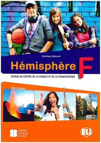Hemisphere. Volume F. Con CD Audio. Per la Scuola media