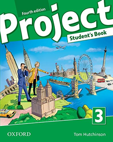 Project 3. Student's Book 4th Edition (Project Fourth Edition) por Tom Hutchinson
