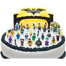 Batman Cake Decorations Uk : Amazon.co.uk: batman cake toppers