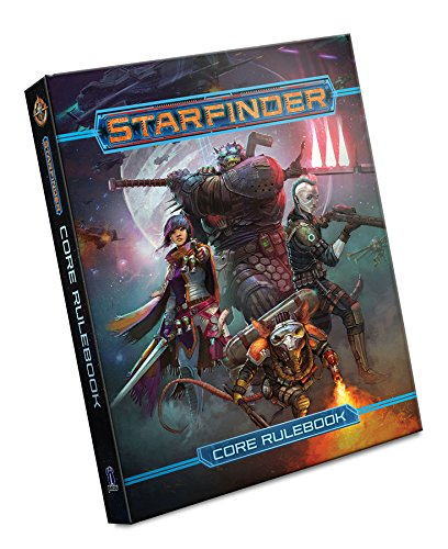 Starfinder Roleplaying Game: Starfinder Core Rulebook