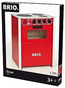 BRIO Stove - Red