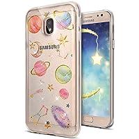Galaxy J5 2017 Hülle,Galaxy J5 2017 Schutzhülle,Galaxy J5 2017 Silikon Handyhülle TPU Case,KunyFond Kosmischer... preisvergleich bei billige-tabletten.eu