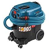Bosch Professional Aspirateur eau/poussière GAS 35 M AFC (1380W, Contenance de la cuve brute : 35 l)