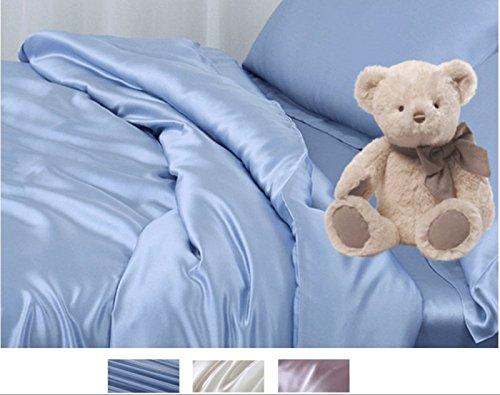 silkmood-housse-de-couette-en-soie-pour-enfant-100x135cm-taie-doreiller-en-soie-40x60cm-bleu-clair