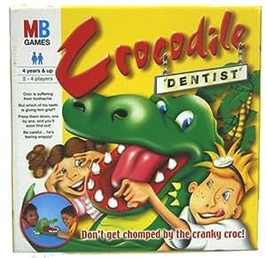 Dentiste Crocodile