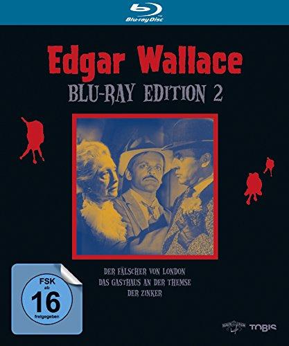 Edgar Wallace Edition 2 [Blu-ray]
