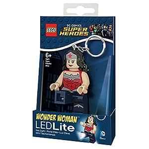 Lego Lights DC Superheroes Wonder Woman