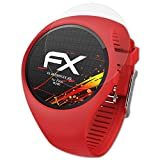 atFoliX Schutzfolie kompatibel mit Polar M200 Displayschutzfolie, HD-Entspiegelung FX Folie (3X)