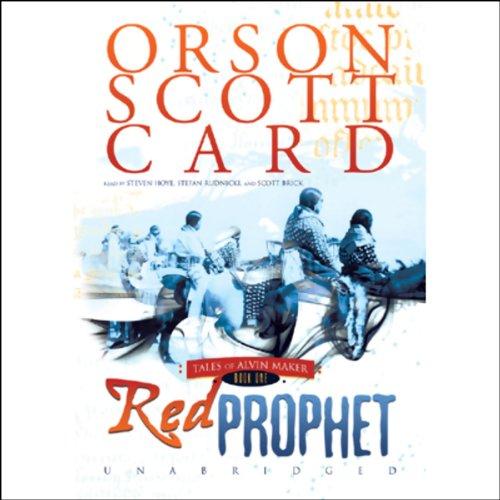 Red Prophet  Audiolibri
