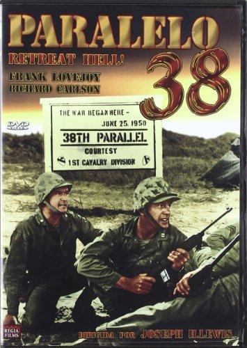 Paralelo 38 (Import Dvd) Frank Lovejoy; Richard Carlson; ; Joseph H. Lewis by Frank Lovejoy