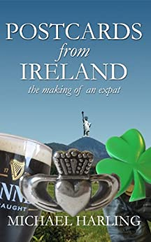 Postcards From Ireland by [Harling, Michael]