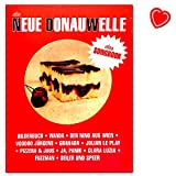 La Nouvelle vague Danube-Le Songbook-Verlag Bosworth-boe7896-9783865439918avec cœur Note colorée Pince