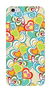 SWAG my CASE PRINTED BACK COVER FOR APPLE IPHONE 6S PLUS Multicolor
