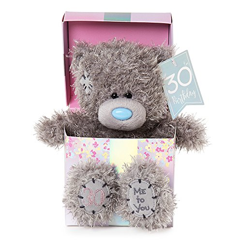 Me to You 30th Birthday Tatty Teddy Bear in Box