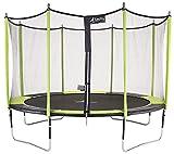 Kangui - Trampoline de Jardin 426 cm + Filet de sécurité JUMPI Pop 430